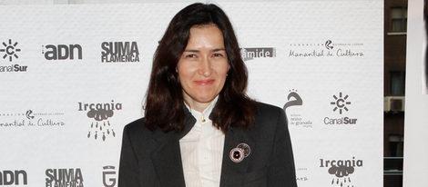 Ángeles González-Sinde, ministra de Cultura y cineasta