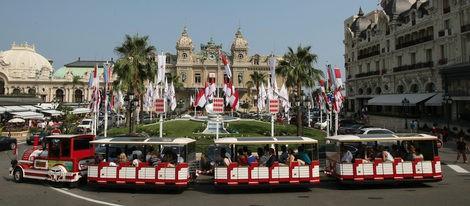Mónaco comienza a festejar la boda del Príncipe Alberto II y Charlene Wittstock