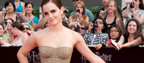 Emma Watson deslumbró con su Bottega Venetta