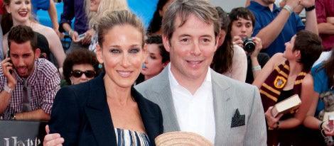 Sarah Jessica Parker y su marido también asistieron al estreno