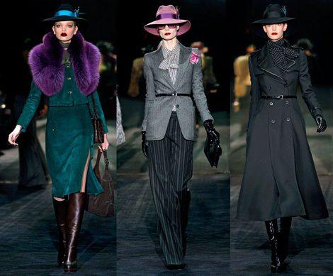 Gucci otoño/invierno 2011