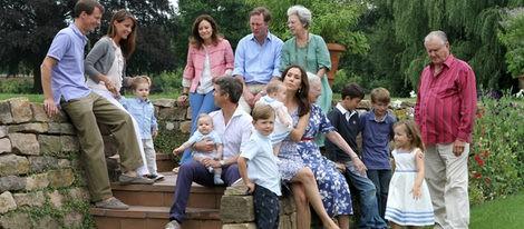 La Familia Real Danesa se reúne al completo para pasar sus vacaciones