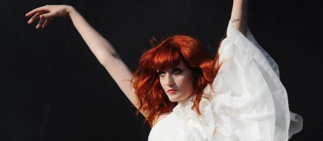 Florence Welch en concierto