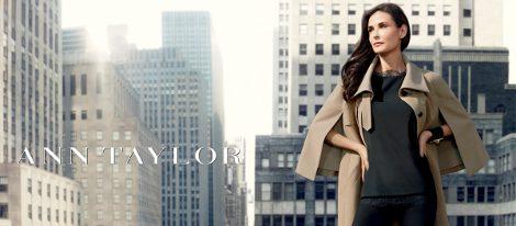 Demi Moore, imagen de Ann Taylor