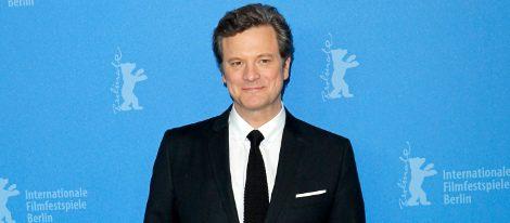 Colin Firth, ganador del Oscar por 'El discurso del rey'