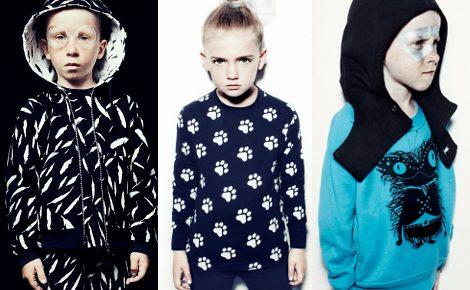Colección otoño/invierno 2011 de Chinche Kids