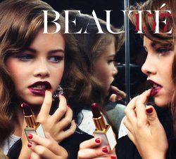 Thylane Loubry Blondeau para Vogue Francia