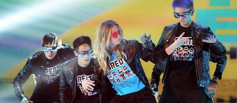 Taylor Swift, Robert Pattinson, Justin Bieber y Selena Gomez arrasan en los Teen Choice Awards 2011