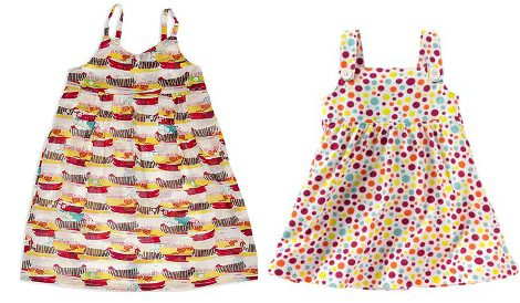 Vestidos de Kiabi y La Redoute