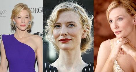 Cate Blanchett luce una piel perfecta