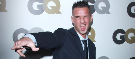 Mike 'The Situation' Sorrentino de Jersey Shore