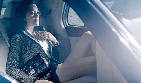 Marion Cotillard, imagen del bolso Miss Dior