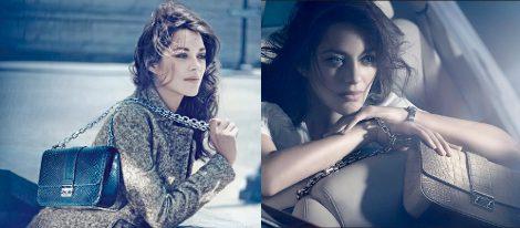 Marion Cotillard en la campaña promocional de Miss Dior