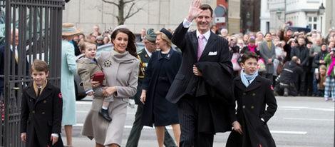 Los Príncipes Joaquín y Marie de Dinamarca serán padres de su segundo hijo en enero
