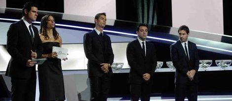 Cristiano Ronaldo, Xavi y Messi, finalistas al premio de la UEFA al mejor jugador