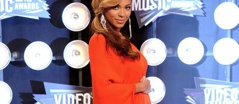 Beyoncé anuncia que está embarazada en los MTV Video Music Awards 2011