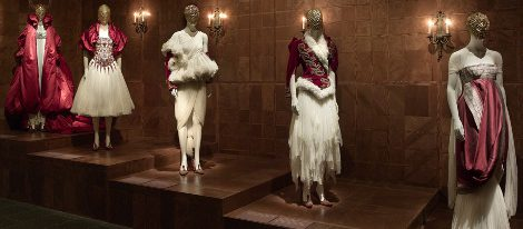 Savage Beauty, retrospectiva de Alexander McQueen en el MET