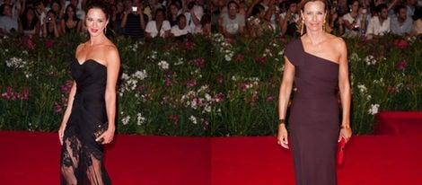 Kate Winslet, John C. Reilly y Christoph Waltz estrenan con éxito 'Un Dios salvaje' en la Mostra de Venecia