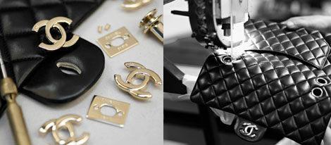 Detalles de la estructura del Chanel 2.55