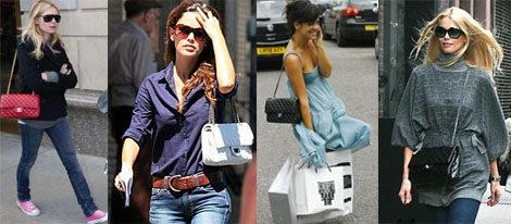 Chanel 2.55, el bolso básico de toda celebrity