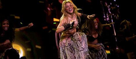 Shakira suspende su concierto en Almería mientras se prepara para asaltar Madrid