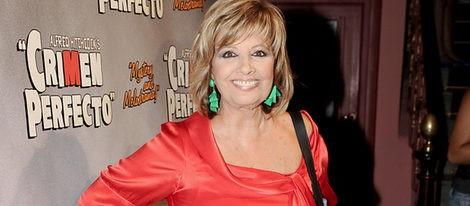 María Teresa Campos celebra el segundo aniversario de ¡Qué tiempo tan feliz! rodeada de famosos