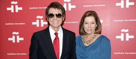 Amparo Larrañaga, Maribel Verdú y Luis Merlo homenajean a Amparo Rivelles en el Instituto Cervantes