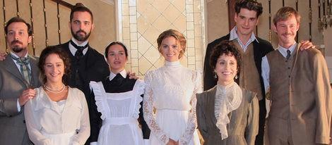 Reparto principal de la serie 'Gran Hotel'