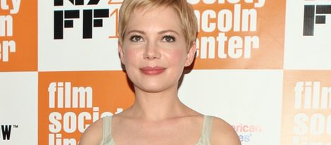 Michelle Williams en el estreno de 'My week with Marilyn'