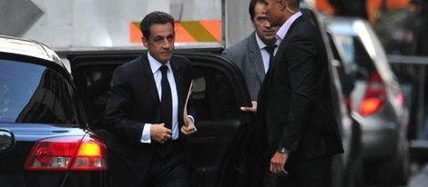 Carla Bruni desvela el nombre de su primera hija en común con Nicolás Sarkozy: Giulia