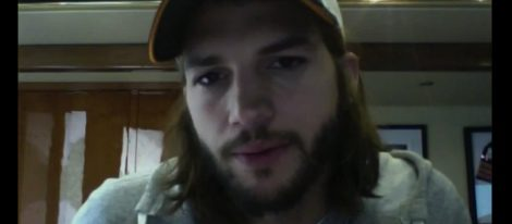 Ashton Kutcher ha hablado por primera vez en el vídeo 'Confianza social'