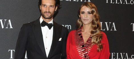 Rafa Medina y Luis Vecino en los Premios T de Moda de Telva 2011