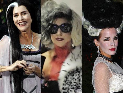 Pelucas: el complemento imprescindible para el disfraz de Halloween
