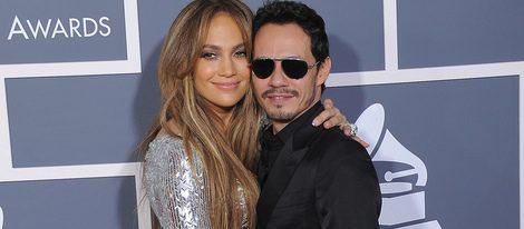 Jennifer Lopez y Marc Anthony