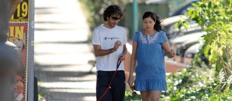 5d982a1ff1 José Tomás y su novia Isabel ya disfrutan de su hijo en casa - Bekia ...