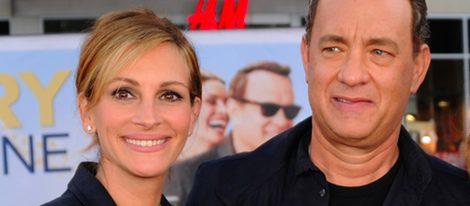 Julia Roberts y tom hanks protagonizan 'larry crowne, nunca es tarde'