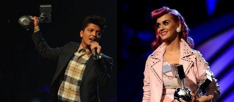 Lady Gaga y Justin Bieber, los grandes triunfadores de los MTV Europe Music Awards 2011