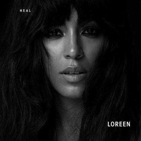 Loreen desvela la portada de 'Heal', su primer disco tras ganar Eurovisión 2012