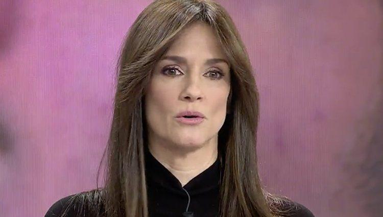 La madre de Adara| Foto: Telecinco.es