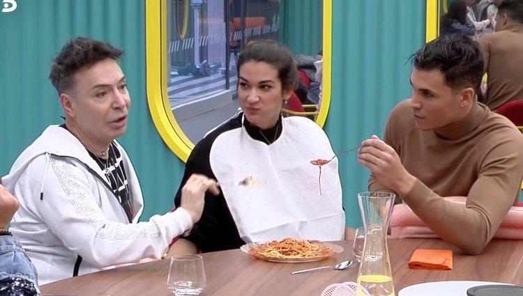 Estela y Kiko aclaran la situación | Foto: telecinco.es