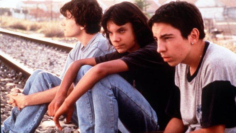 Fotograma de la película 'Barrio'