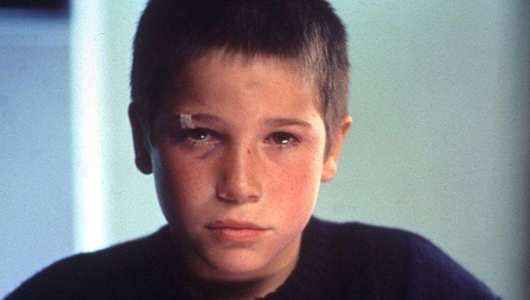 Fotograma de la película 'El bola'