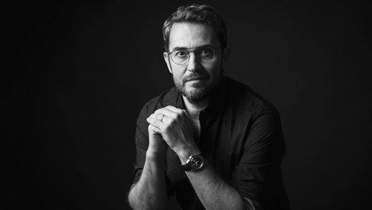 El escritor Máximo Huerta