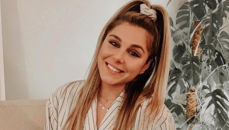 Ivana Icardi en una foto de Instagram