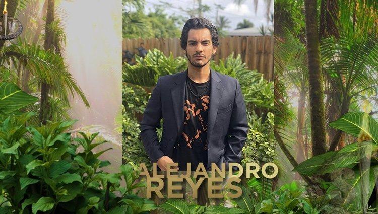 Alejandro Reyes en su foto como concursante de 'SV 2020' | Foto: telecinco.es