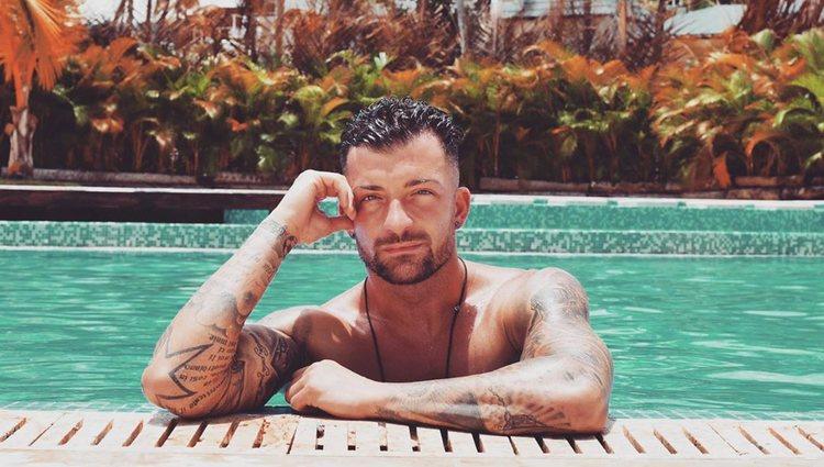 Rubén entro en 'La isla de las tentaciones' en calidad de tentación | Foto: Instagram