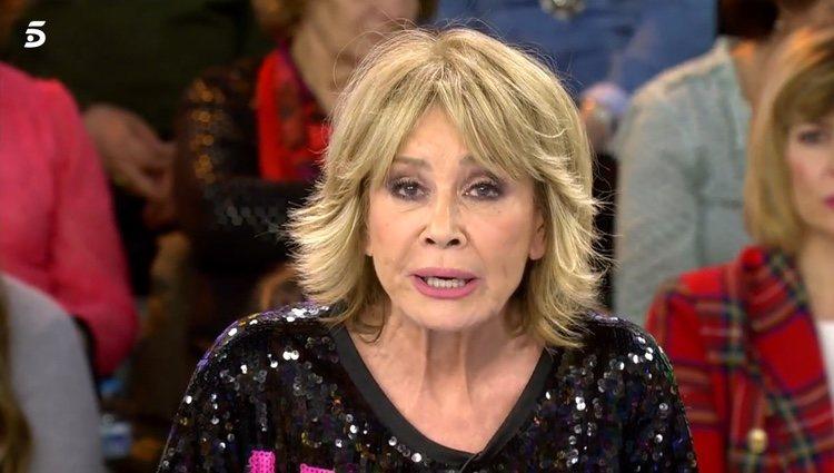 Mila Ximénez, muy clara con Raquel Bollo sobre su marcha / Telecinco.es