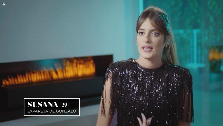 Susana ve a Gonzalo como un amigo | Foto: Telecinco.es