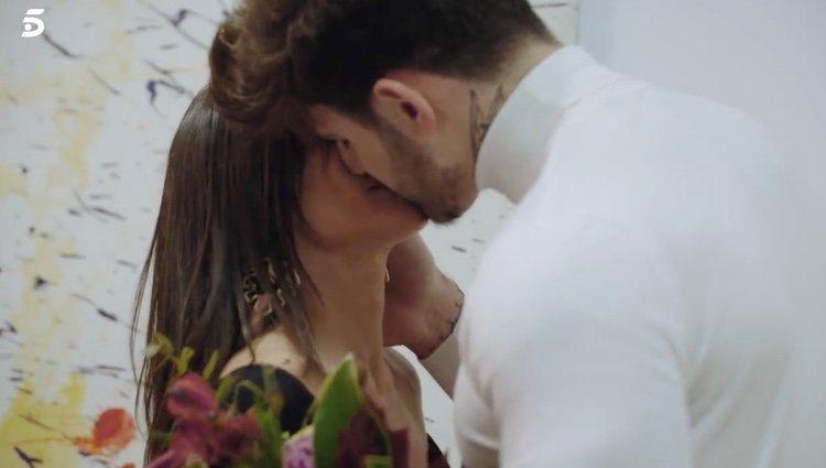 Fiama se besa con Joy | Foto: telecinco.es