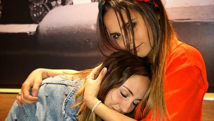 Rocío Flores y Gloria Camila| Foto: Instagram